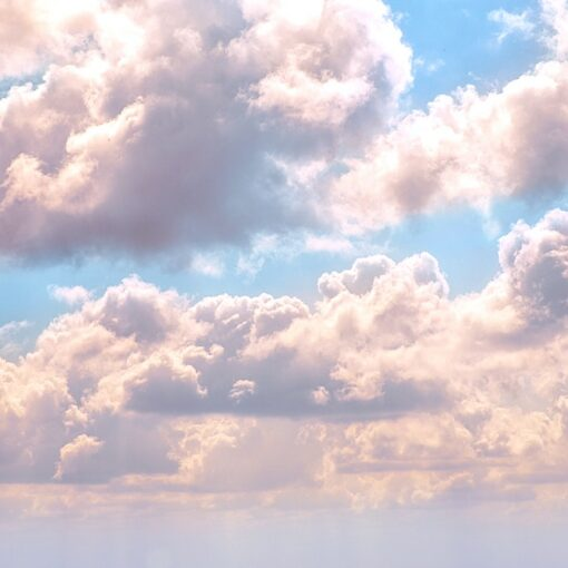 Clouds to inspire
